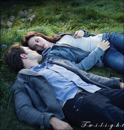 Quand Edward montre à Bella comment il est au soleil, que dit-elle ?