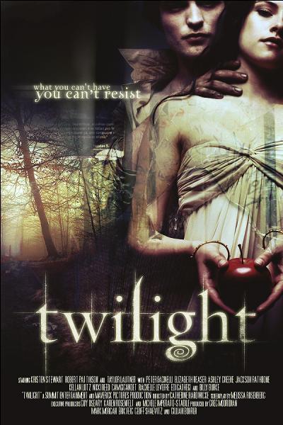 Twilight Chapitre 1 : Fascination (1ère partie/2)