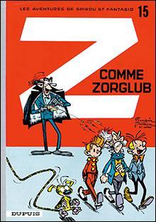 Dans cette histoire, où se cache Zorglub ?