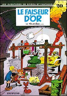 Première aventure dessinée par Fournier, pourtant Franquin y était encore présent d'une certaine manière. Pourquoi ?