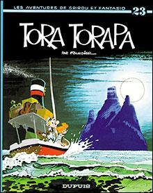 Quelle est la particularité de l'île de Tora Torapa ?
