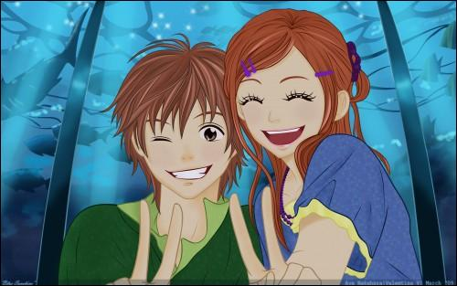 L'une est plus grande que la normale, l'autre trop petit. Tous deux cherchent l'amour, et décide donc de s'entraider. Aussi leur duo se fait appeler les All Hanshin-Kyojin.