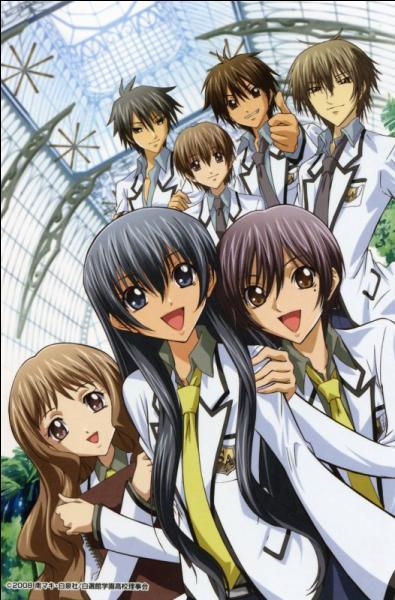 Ce sont les meilleurs élèves de leur établissement, qui se regroupent souvent tranquillement dans leur serre, cependant cette tranquillité n'est jamais présente très longtemps, entre Hikari qui défie Kei en permanence, et les autres qui jalousent ce groupe d'amis soudés pour le meilleur et le pire...