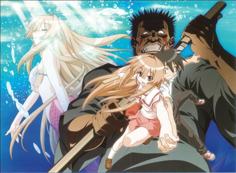 Nagasumi est sauvé de la noyade par une mystérieuse sirène. Puis le soir même, cette jeune inconnue du nom de Seto lui demande de l'épouser, ce qu'il faut savoir que cette sirène appartient à une famille de Yakuza.