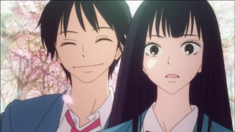 Les opposés s'attirent , on peut dire que c'est le cas de Kazehaya et de notre héroïne qui suscite peur et incompréhension au sein de son lycée, d'ailleurs il suffit juste de changer une lettre de son prénom pour que cela donne le nom d'un film d'horreur japonais. De quel manga s'agit-il ?