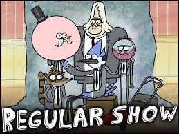 Mordecai et Rigby ont fait une grosse bêtise : ils ne savent plus le nom de leur dessin animé. Comment s'appelle-t-il ?