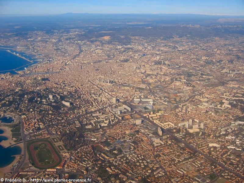 118- Villes du sud de la France : Marseille
