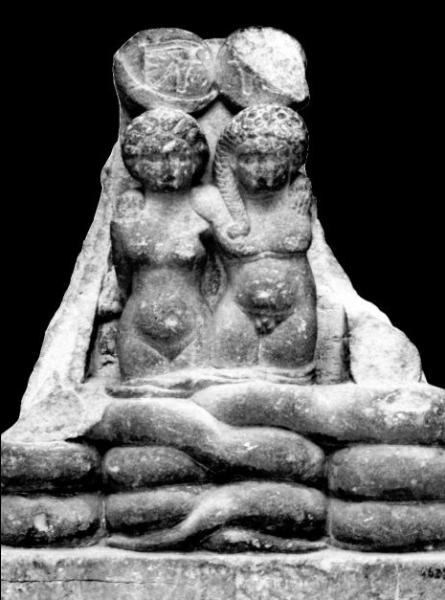 Qui recueille les autres enfants de Cléopâtre ?