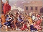 Pot de peinture très pot de colle ! De quel tableau de Nicolas Poussin s'agit-il ?