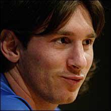 Quel numero porte Messi à Barcelone ?