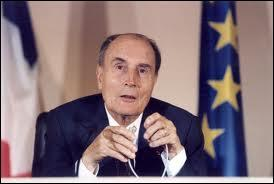 Une de ces quatre fonctions n'a jamais été exercée par François Mitterrand, laquelle ?