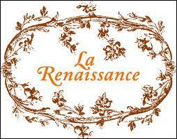 Qui n'est pas une figure de la Renaissance ?