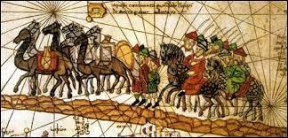 Le jeune Marco Polo, son père et son oncle firent route vers l'Est pour finalement découvrir le pays de la soie. Où arrivèrent-ils en 1275 ?