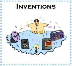 Ces inventions datent d'avant l'an 1800, sauf une qui apparut quelques années plus tard : laquelle ?