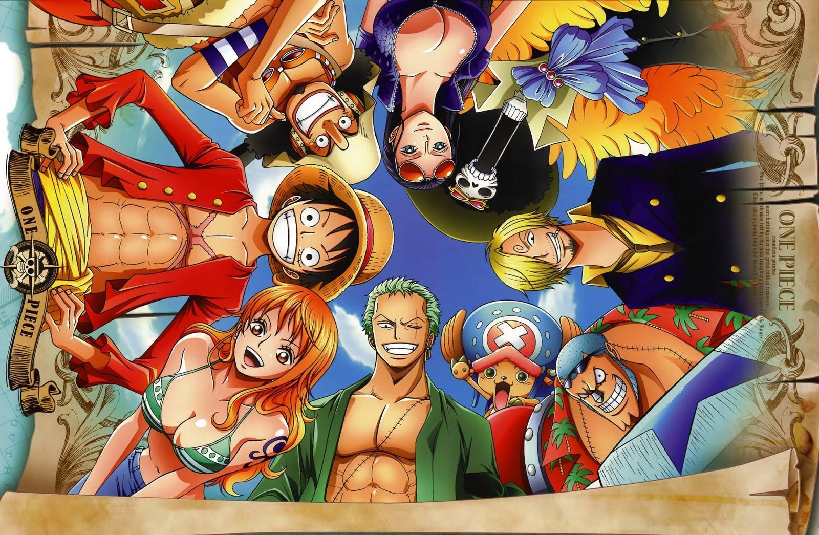 One Piece '. De quels openings viennent ces paroles'