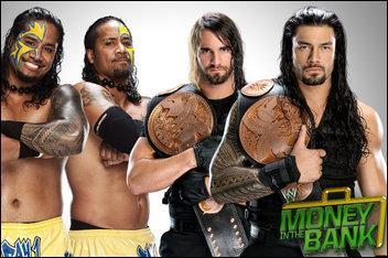 Qui ont gagné entre The Usos et The Shield pour les titres par équipe ?