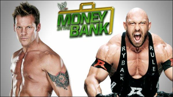 Qui a gagné entre Chris Jericho et Ryback ?