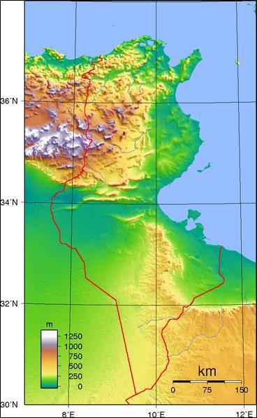 Quel pays d'Afrique du Nord est soumis à un protectorat français en 1881 ?