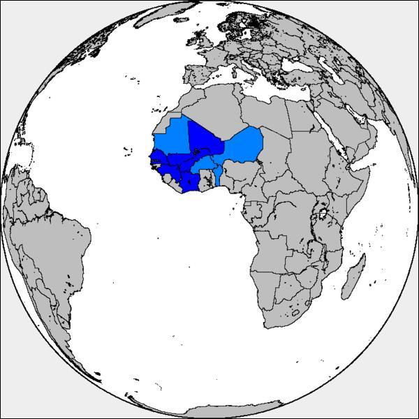 Quelle fédération de colonies françaises d'Afrique de l'Ouest (rejointe en 1918 par un territoire sous mandat) est créée en 1904 ?