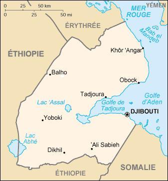 En 1977, quelle colonie française d'Afrique, située en face du Yémen, devient indépendante cette année-là ?