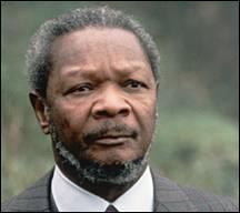 Quel dictateur fut président, puis autoproclamé empereur de la République centrafricaine de 1966 à 1979?