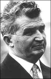 Dictateur roumain de l'après guerre?