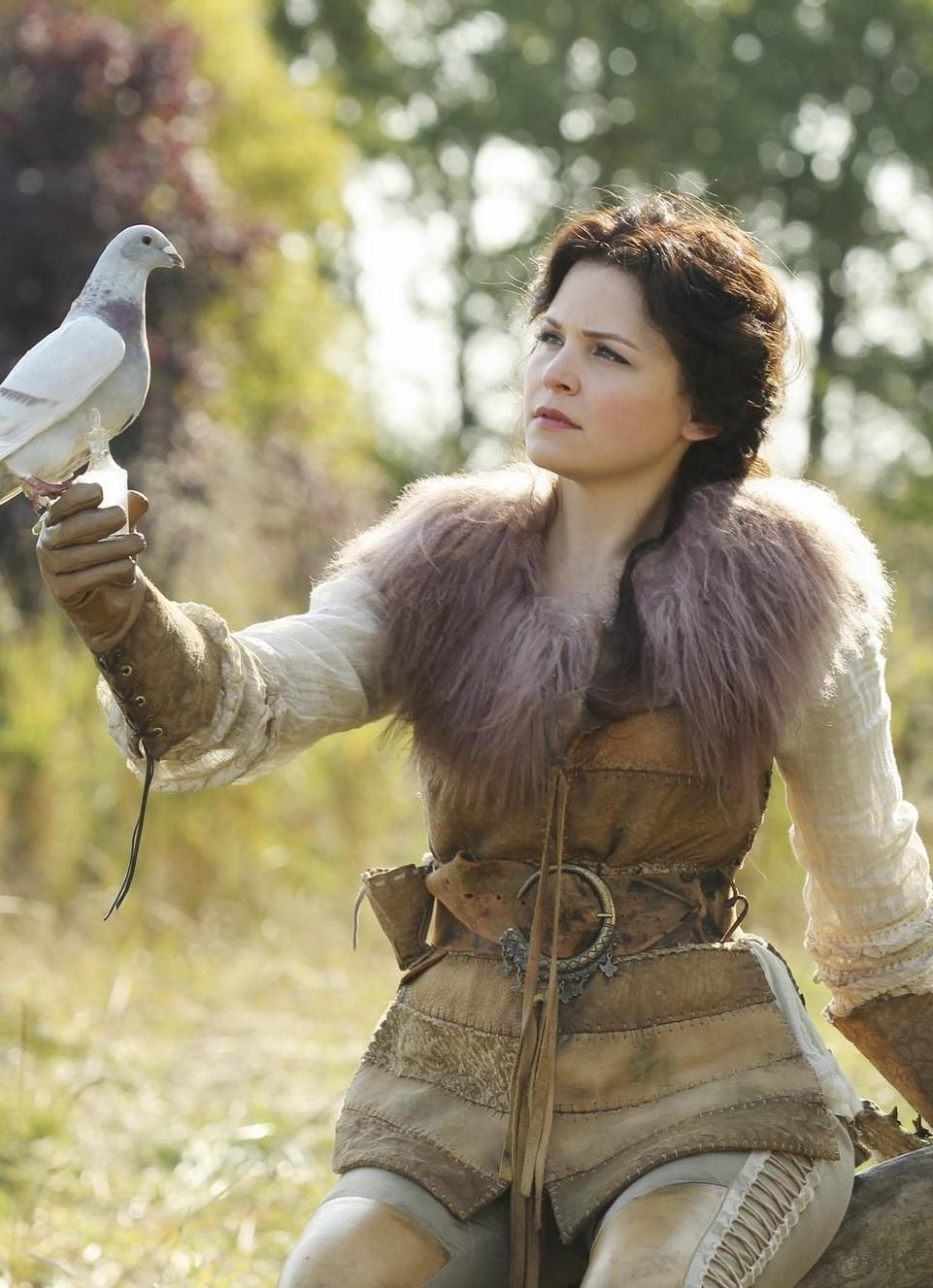 OUAT : Blanche-Neige