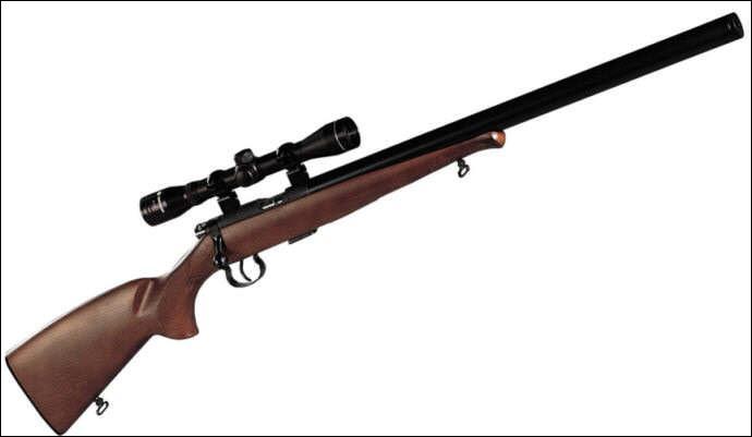 Comment s'appelle cette arme à feu légère, et pourtant responsable de bien des morts ?