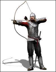 Il fut fatal aux français à Crécy et à Azincourt.