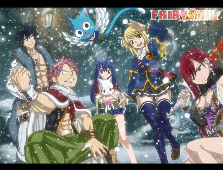 Fairy Tail : l'arc GMG