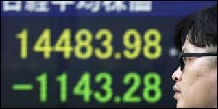Quel est l'indice boursier de la Bourse de Tokyo ?