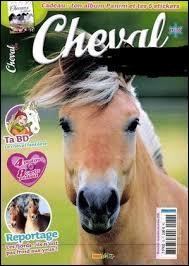 Quel est ce titre connu pour ses magazines équestres ?