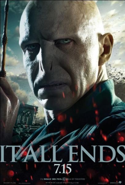 Comment s'appelle la mère de Voldemort ?