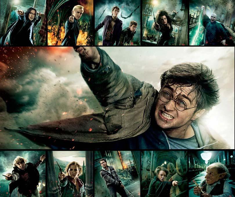 Harry Potter : quelques noms