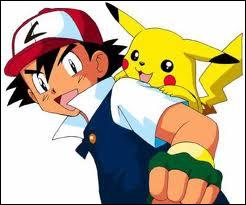 Quel est le prénom de Sacha en anglais ? (Pokémon)