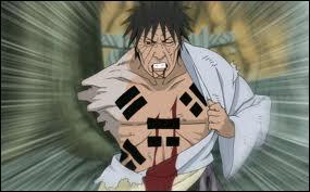 Je suis le chef de la Racine des force spéciales de Konoha. Je possède plusieurs sharingans. Mon nom est :