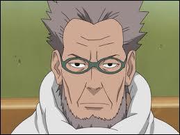 Je suis un ancien de Konoha. Mon sensei fut le Deuxième Hokage. Je me nomme :