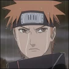 Je suis un ninja d'Ame. J'ai été manipulé par Tobi afin de créer l'Akatsuki. Je me suicide pour sauver Konan. Je m'appelle :