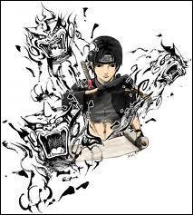 Je remplace Sasuke au sein de l'équipe 7. Je suis très doué en dessin et peinture, c'est d'ailleurs ma principale arme de combat. Je m'appelle :