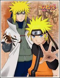 Lorsqu'il apparaît à Naruto, lors du combat de ce dernier contre Pain, combien Naruto avait-il libéré de queues ?