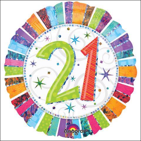 Comment dit-on  21  en anglais ?