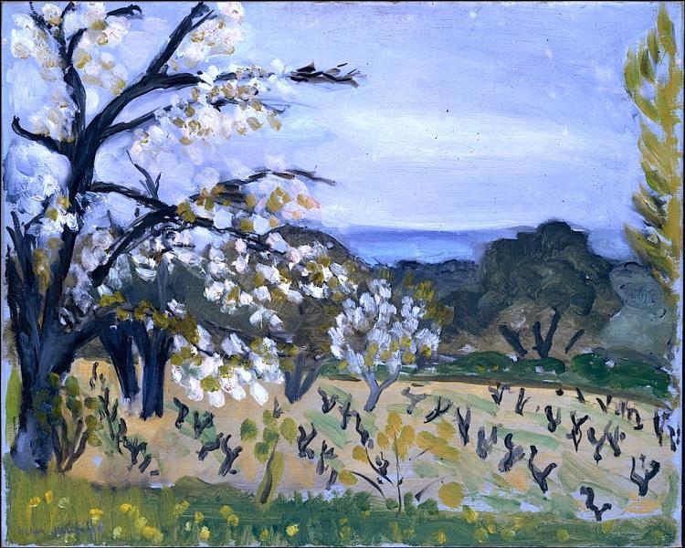 Né le 31 décembre, il a peint le Cateau Cambresis (Nice) :