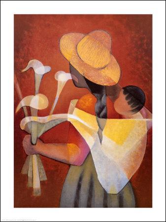 Né le 16 octobre quel est ce peintre à qui l'on doit  Mère et enfant  ?