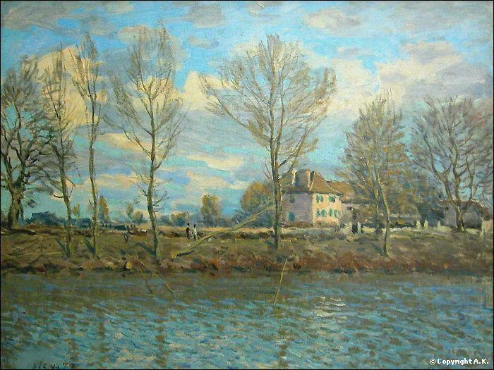 Né le 30 ocotbre, il a peint L'île de la grande Jatte :
