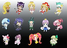 Shugos Chara (1(personnages))