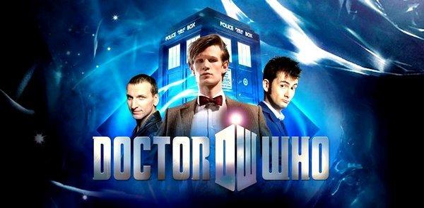 Les phrases (mots) cultes de 'Doctor Who'