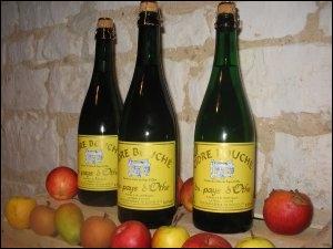 D'un goût fruité, il est un peu plus acide que ses cousins bretons et normands. Cette spécialité du pays d'Othe, dans l'Aube, est très ancienne. C'est le :