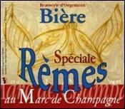 Cette bière au marc de Champagne rend hommage à la peuplade gauloise ralliée à Rome qui occupait la région et dont le centre économique et politique était une ville marnaise appelée, aujourd'hui :