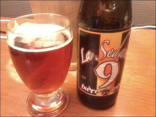 Depuis 2004, cette bière est la seule à être brassée à Sedan, dans la brasserie artisanale du château-fort. C'est la :