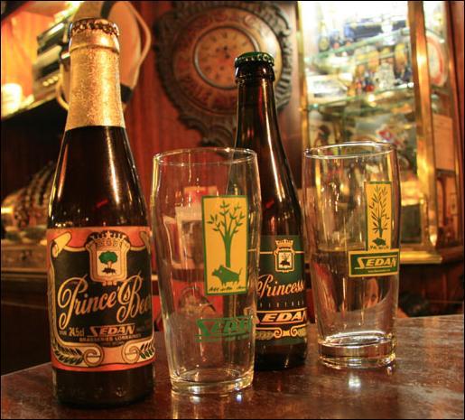 Depuis 2007, une nouvelle recette est élaborée à Sedan. Cette bière, si elle n'était pas alcoolisée, ferait rêver toutes les petites filles. C'est la :